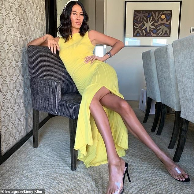 Doctor knows best: Speaking to Daily Mail Australia, Nikki said that gynaecological problems should always be dealt with by medically-trained professionals - not wellness brands. Pictured: Lindy Klim