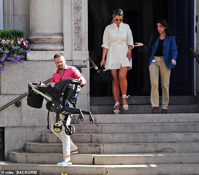 Surprise!The couple revealed the name of their bundle of joy earlier this week, with Vogue explaining she wanted to pick something which she would also love to be called