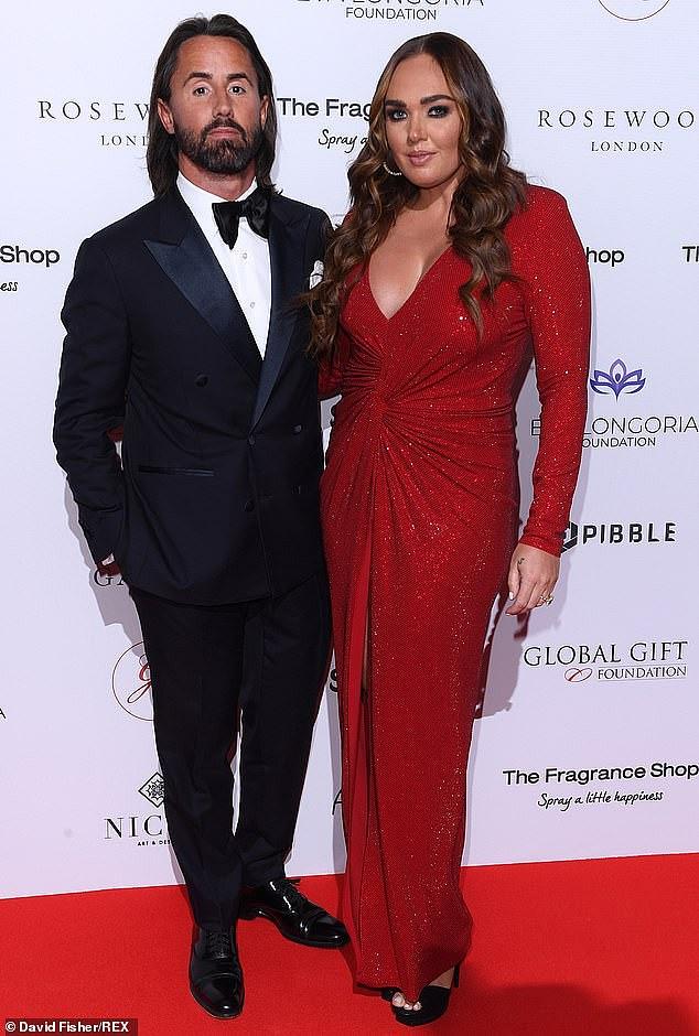 Tamara Ecclestone lives at the £70m Kensington property with husband Jay Rutland
