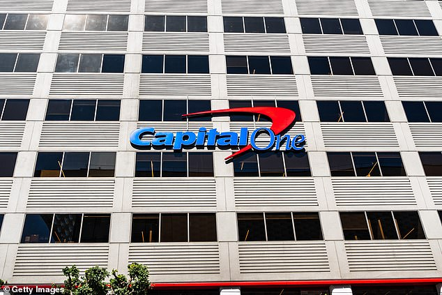 Capital One Financial Corp has been fined $80million by a top banking regulator for a March 2019 hack that comprised the personal information of 106million credit card holders and applicants