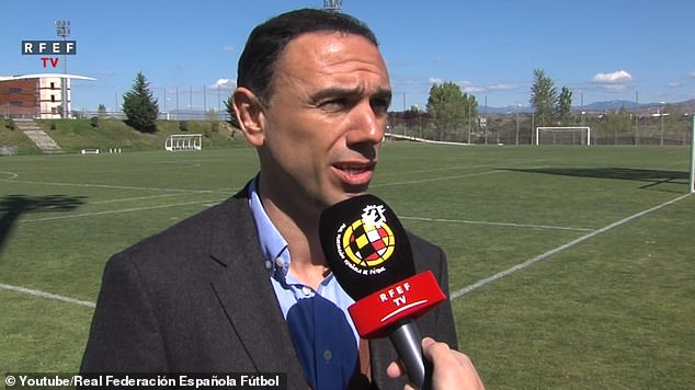 Scout Francis Cagigao has been with Arsenal for two decades but will also be moved on