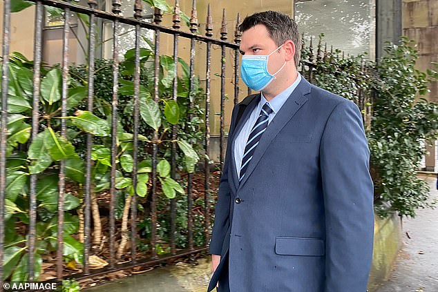 Shannon Brett Morrison, who was outnumbered and felt trapped, had an enduring problem of paranoid delusions, his barrister Phillip Boulten SC said on Friday