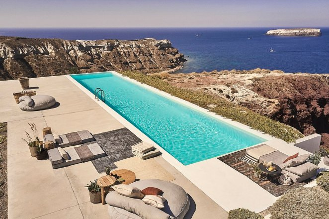 And relax... Nature Eco Residences is a 'sanctuary of stone carved from stone'