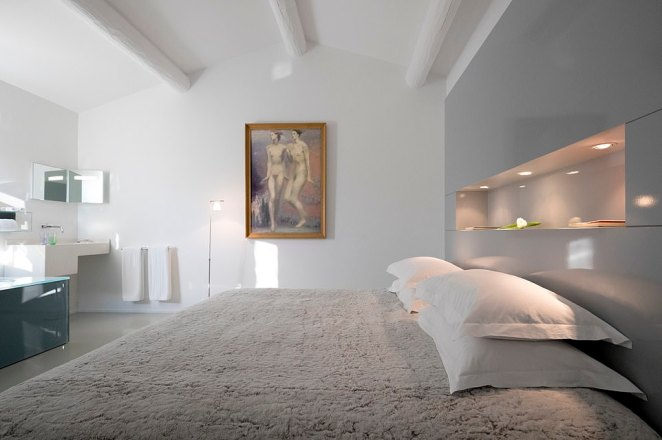 Designhotels.com points out that the property is home to 'a very personal collection of art and furniture'