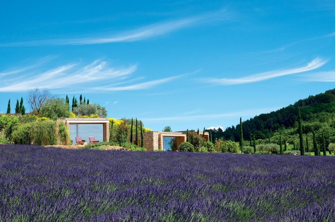 One hour from Avignon nestles this gem of a hotel - Domaine Des Andéols