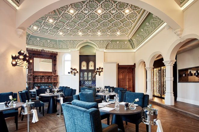 The hotel emerged following a 'meticulous renovation', according to Designhotels.com