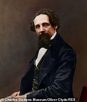 Charles Dickens stories was considered as part of the study into 40,000 texts