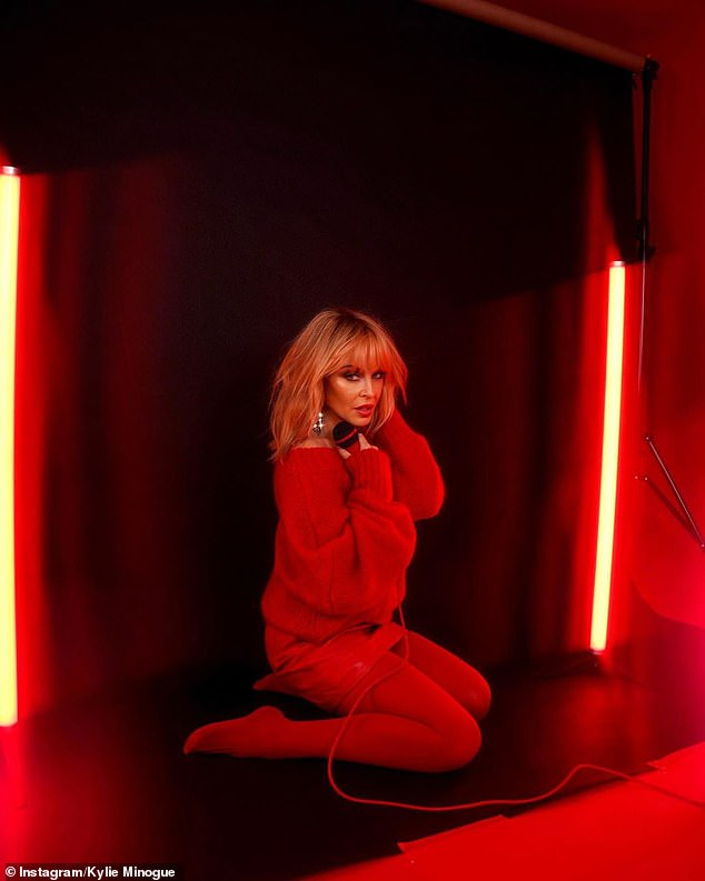 She's back! Say Something is the first single from Kylie's upcoming album, Disco, due out November 6