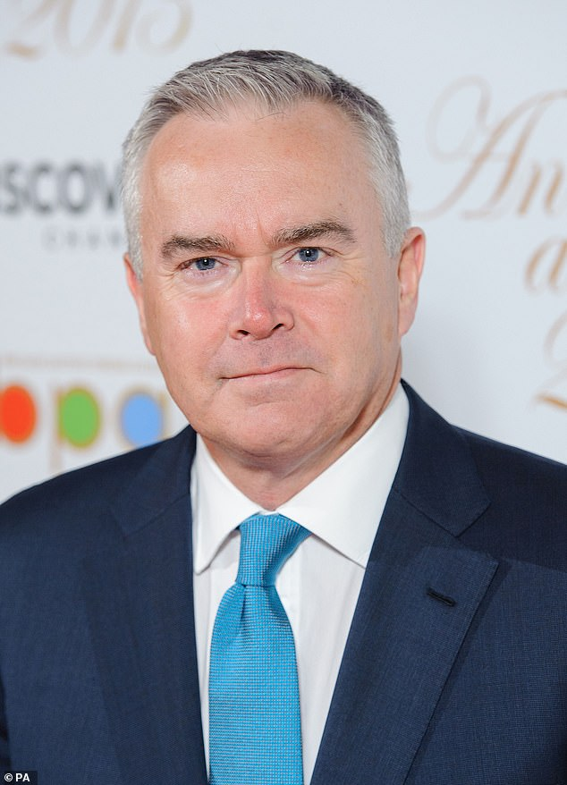Huw Edwards (pictured), 58, has revealed how he has battled against depression – and took up boxing to cope
