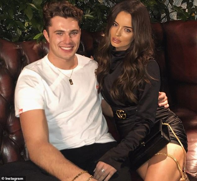 Drama: A source close to the reality TV star said Maura believes she 'should have trusted her instincts' following claims about Curtis' relationship with Amber, which he has denied