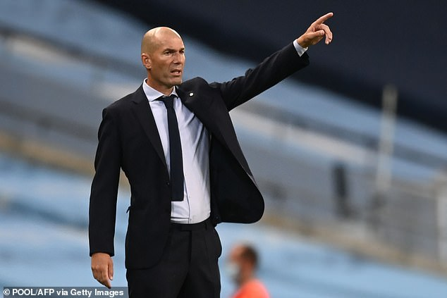 Former Juve star Zinedine Zidane is one of the leading candidates the club are considering