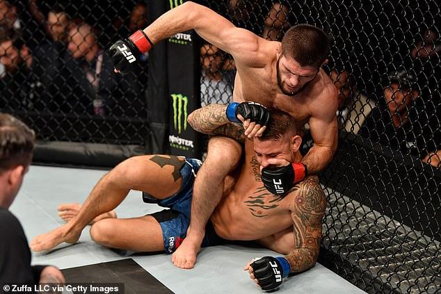 Khabib Nurmagomedov has run through the lightweights and is one of the UFC's top stars