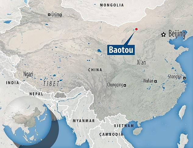 Un residente de Baotou, en la Región Autónoma de Mongolia Interior del norte de China, murió después de contraer la peste entérica el domingo.