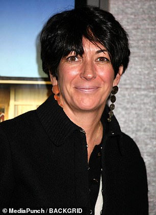 Giseline Maxwell, above, regularly attended Christie events and Sotheby's on both sides of the Atlantic, the friend said