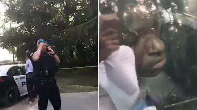 Waycross Georgia Police Shoot at Car Full Of Kids GBI Investigating