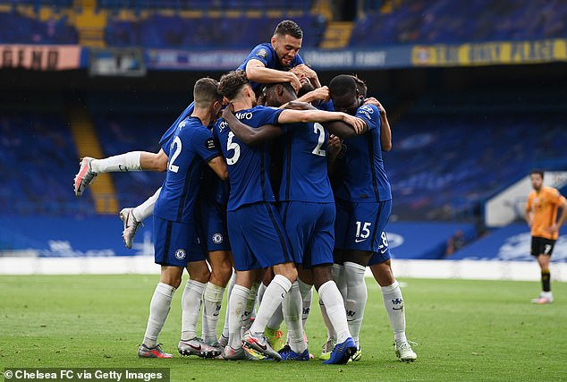 Exciting times are ahead for Chelsea as they look to make inroads on Liverpool and Man City