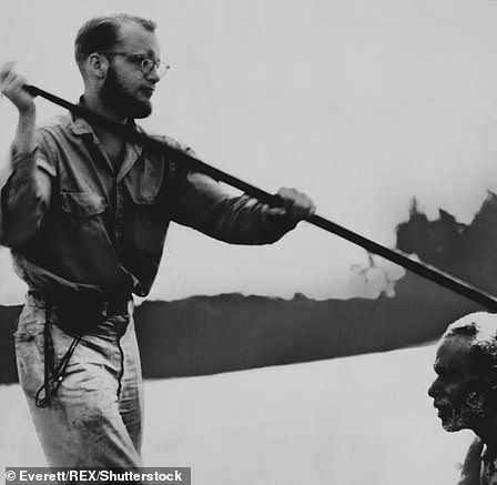 Michael Rockefeller, 23, son of billionaire Nelson Rockefeller was on an expedition to New Guinea when he disappeared in 1961