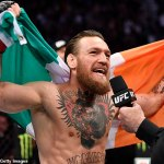 Dana White reveals Floyd Mayweather wants to rematch Conor McGregor... but the Irishman is retired