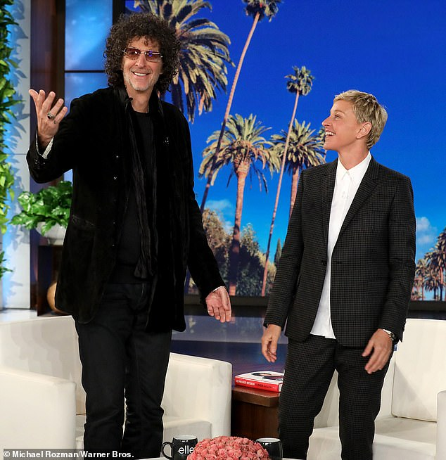 Interesting perspective: Howard Stern says that if he were in Ellen Degeneres' position, he would change his whole image after bombshell claims that she 'fostered toxic work environment behind the scenes' on her talk show