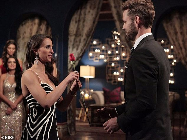 In 2017: Vanessa received the final rose from Nick Viall on The Bachelor, and the couple got engaged in the finale