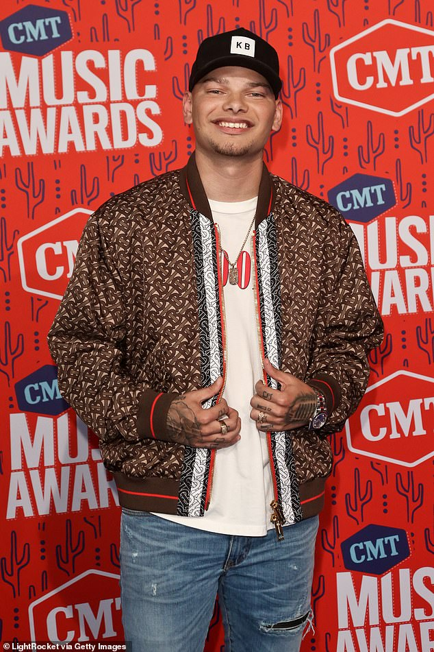 Lost:Kane Brown opened up about how he had to call the cops to rescue him from literally his own backyard