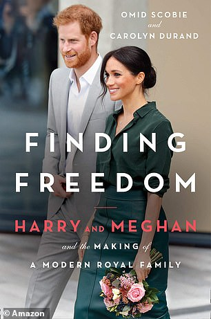 The new details about Archie's life were revealed in explosive biography Finding Freedom, which went on sale today