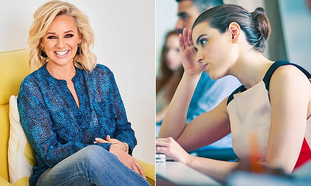 Sabina Read (left) told recruitment company Seek many people suffer from imposter syndrome, which is known as the inability to believe in your own success, abilities and self-worth