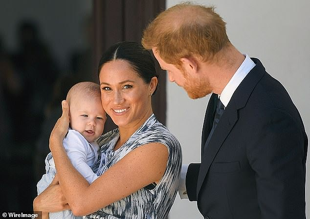 Biography offers detailed new information on Prince Harry and Meghan's life with their son Archie