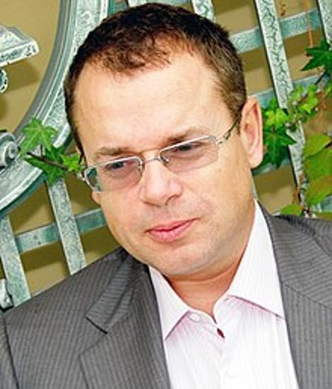 The couple are thought to have bought the property from Russian businessman Sergey Grishin (pictured)