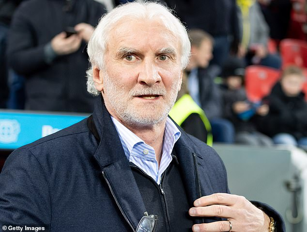 Sporting director Rudi Voller was quick to emphasize just how good he feels the youngster is