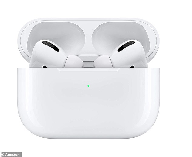 The Apple Airpods Pro are also on sale on Amazon, having been reduced to £219
