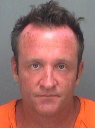 Daniel Albert Neja, 39, was arrested on Sunday