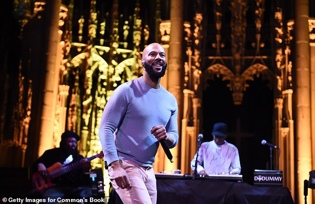 Common will perform at this year's Democratic National Convention. He's a familiar face having performed for years at events linked to the party