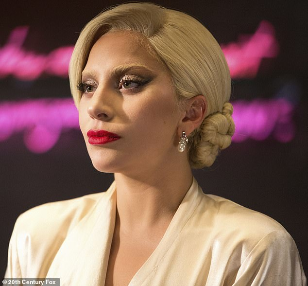 Swank:Over the course of his 11 years working with Gaga he earned an Emmy nomination for her season of American Horror Story, which was called Hotel (pictured)