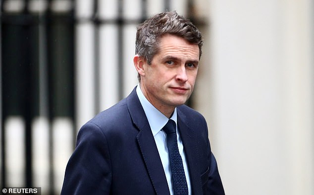 Education Secretary Gavin Williamson accused Unions of 'scaremongering' and insisted a return to schools would be safe
