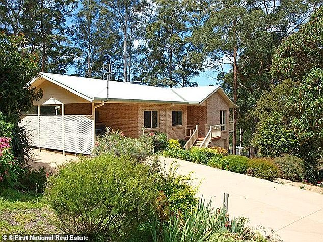 William Tyrrell  vanished from his foster grandmother's property (pictured) on Benaroon Drive in Kendall