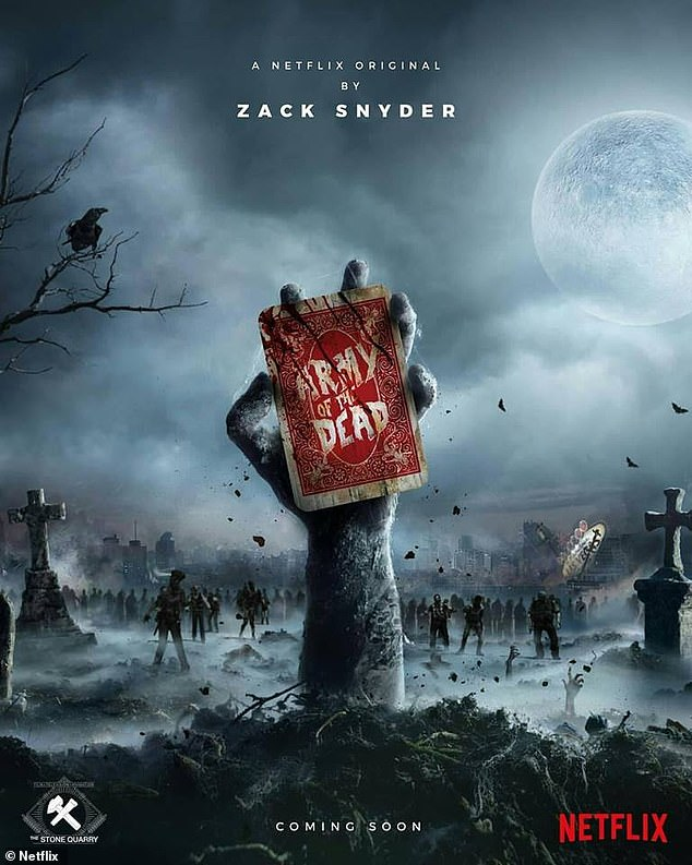 Sin City: Army Of The Dead, which is being directed by Zack Snyder, takes place after a zombie outbreak in Las Vegas