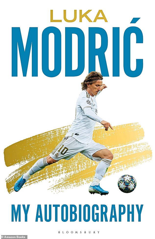 Modric's autobiography is out on Thursday, August 20, and is available to pre-order now