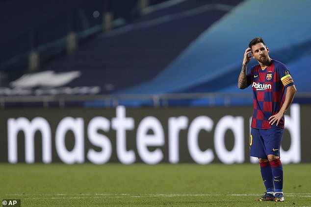 Lionel Messi has reportedly told Barcelona he wants to leave the club immediately