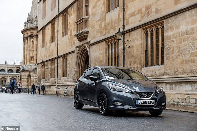 Buy a Nissan Micra 1.0 IG-T N-Sport - like the one pictured - right now and you can save up to 16% on the RRP, the equivalent of £2,800