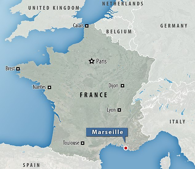 Government spokesman Gabriel Attal said 130 police officers were dispatched to the Marseille area after seeing a spike in coronavirus cases