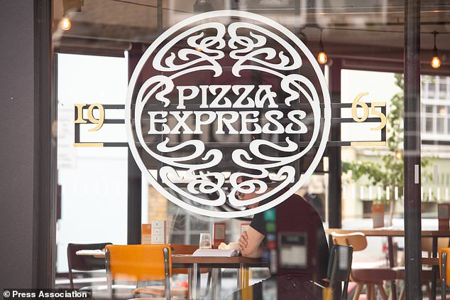 Up to 1,100 jobs could go at Pizza Express as it announced plans to shut 73 stores (Dominic Lipinski/PA)