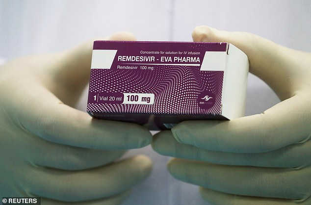 Donald Trump is being treated withexperimental Ebola drug remdesivir