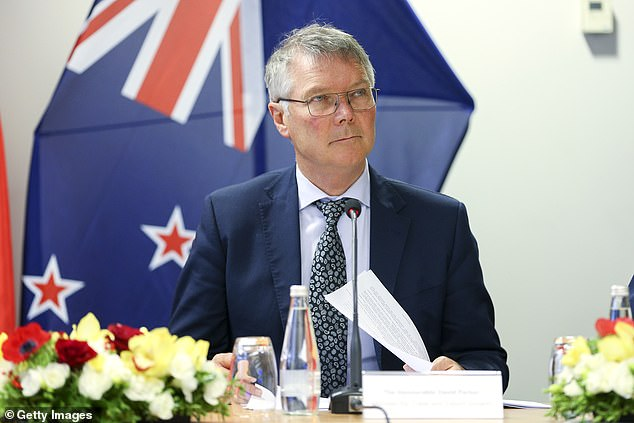Attorney-General David Parker held a press conference on Wednesday afternoon where he defended the government's decision to act the way it did