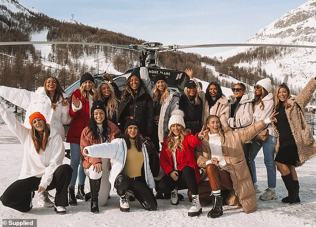 From the jungles of Africa to mojitos in the Maldives and hitting the slopes, the team have seen it all