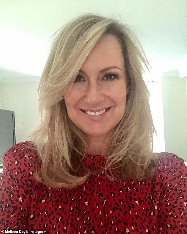 Farewell: The network is set to farewell Melissa with 'a special tribute celebrating her exceptional contribution' during Friday's 7News broadcast at 6pm