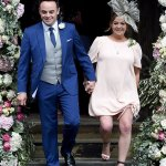 Lisa Armstrong appears to CONFIRM romance with married man 3 years after split from Ant McPartlin