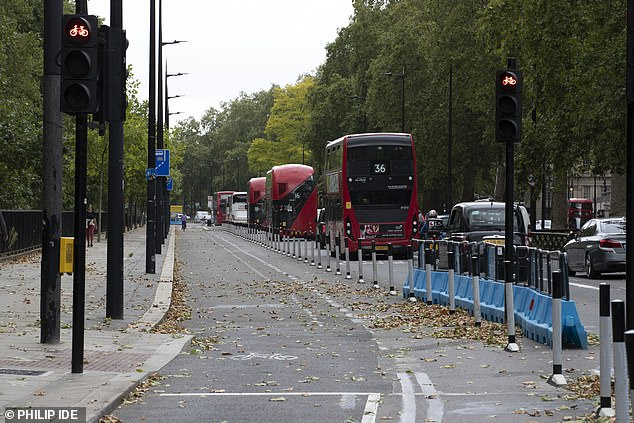 Motorists say new restrictions in favour of cyclists and pedestrians are making traffic worse
