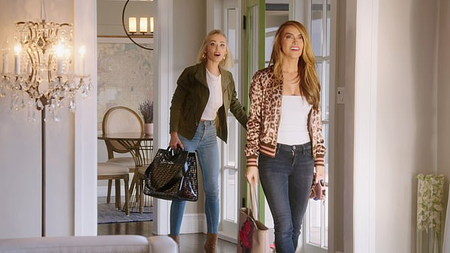 Chrishell Stause and Mary Fitzgerald have both sold just five homes since Selling Sunset started filming in 2018 sparking accusations the reality show is based on fake action