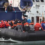 Great-grandmother, 94, rescued after becoming oldest migrant ever to attempt Channel crossing
